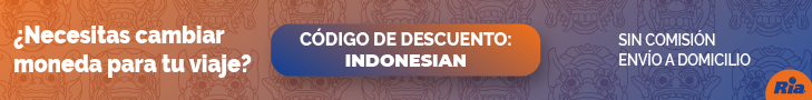 Indonesiante cambio de divisas by Ria