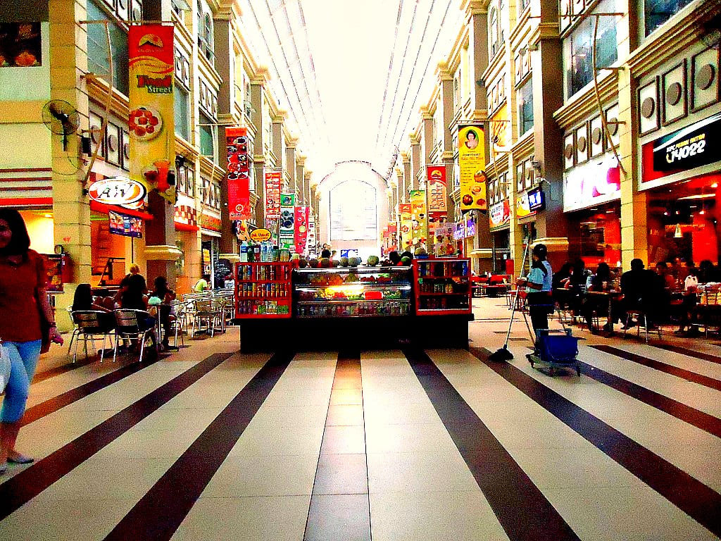 Nagoya Hill Mall