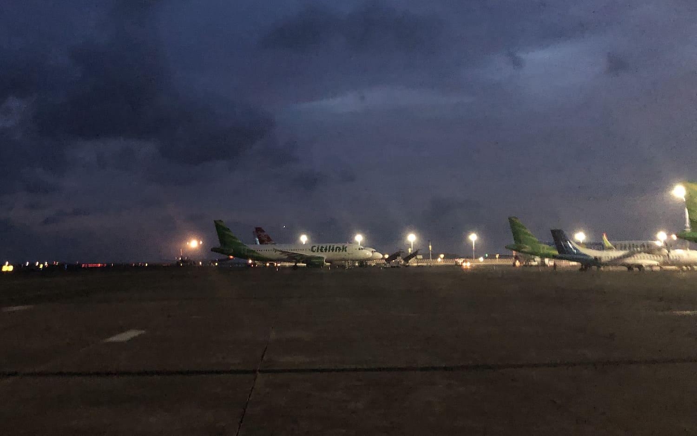 Aeropuerto Internacional de Denpasar en Bali